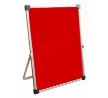 Доска для маркера цветная вертикальная