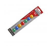 Набор цветных магнитов, 8шт